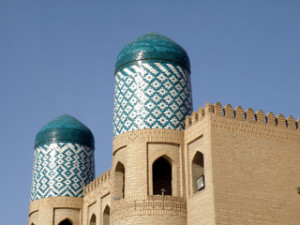 Towers of Khiva